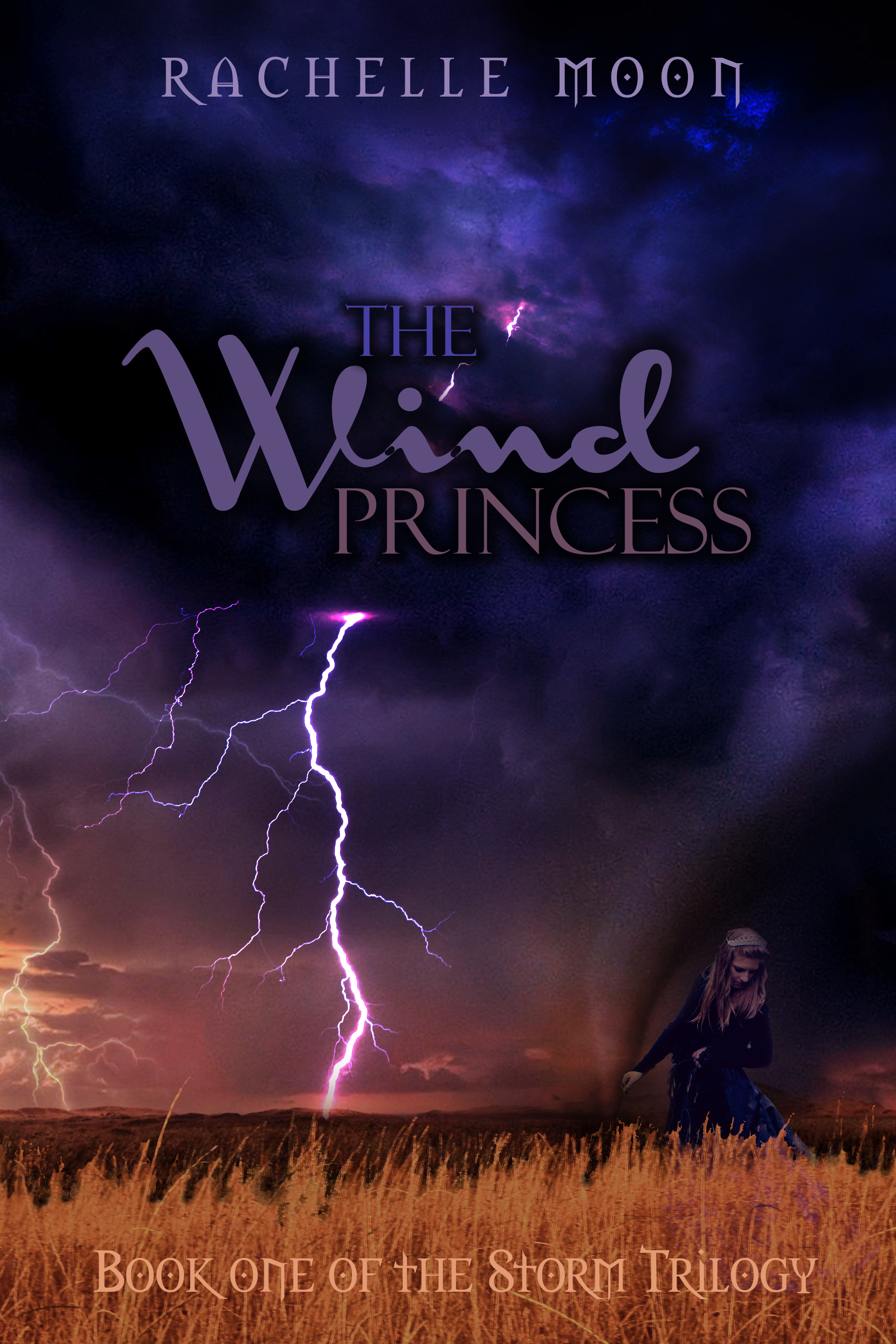 The Wind Princess by Rachelle Moon