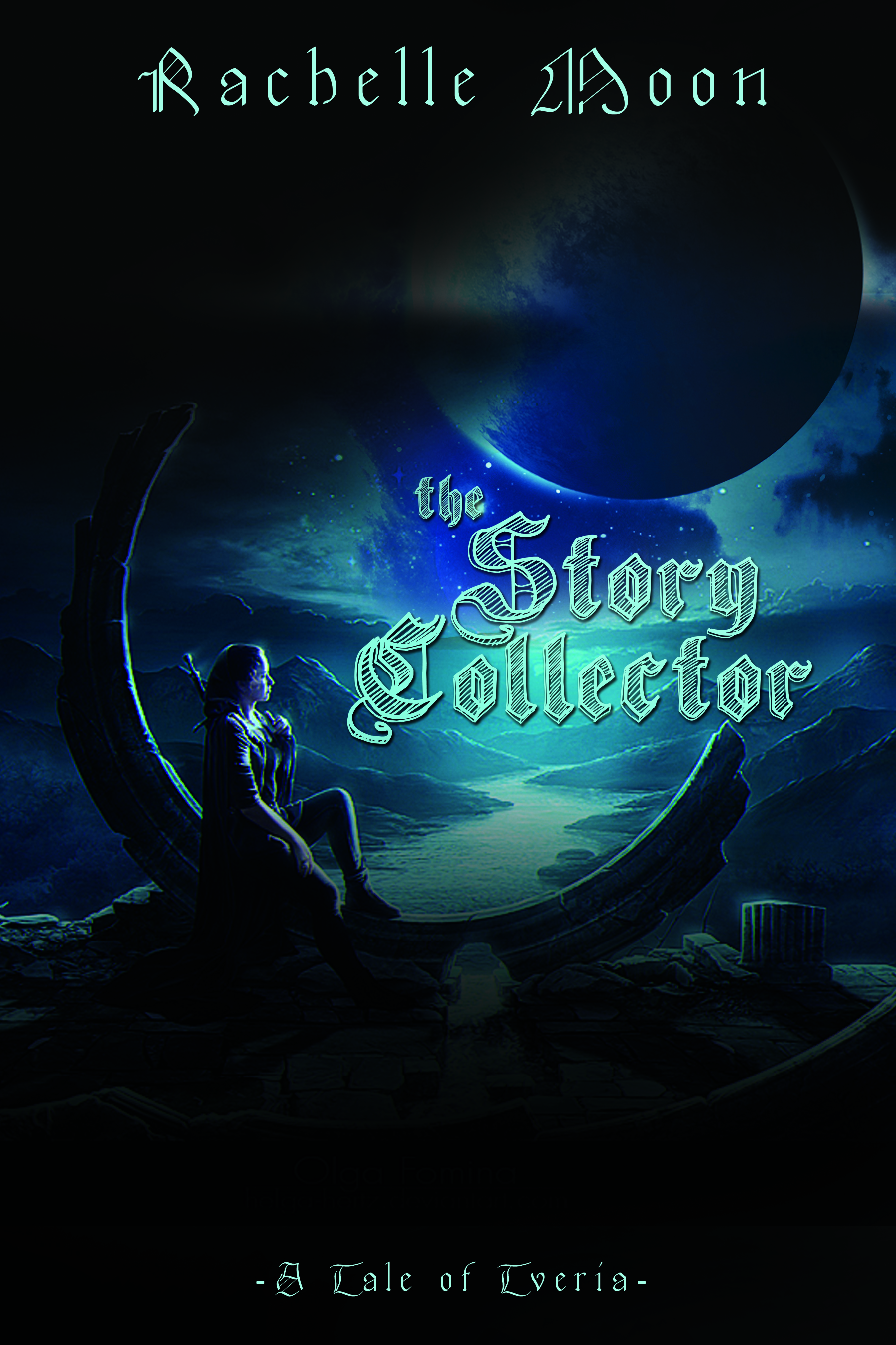 The Story Collector by Rachelle Moon