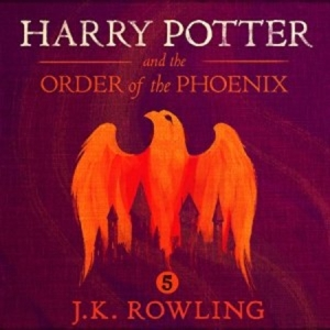 Harry Potter and the Order of the Phoenix (Audiobook)